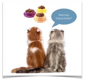 Katzenfutter ohne tierische Nebenerzeugnisse